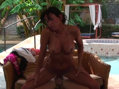 Lezley Zen & Mikey Butders in Seduced by a Cougar