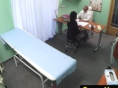 Hospital milf fucked by doctor on hidden cam