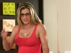 Mom Cory Chase Bangs With Lily Rader And Her BF