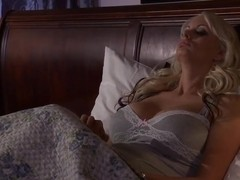 Gorgeous milf Heather Starlet starring in softcore