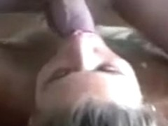 Shagging my honey in our homemade big tit porn
