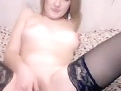 Hitech69 just good masturbation