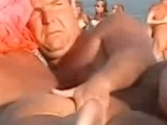 spouse fingering a-hole gap of his wife