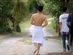 KFM Peculiar - Lek Saichol - Thai Model Movie Scene 1