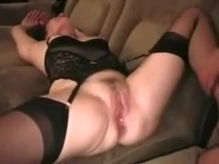 Lewd wife acquires filmed fucking her paramour.