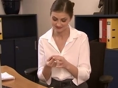 2 workers double fuck the secretary