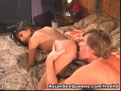 Nyomi Marcela in Asian Sexual Rythm scene 4