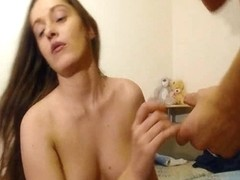 Anal And Pussy Fucking Of Horny Couple