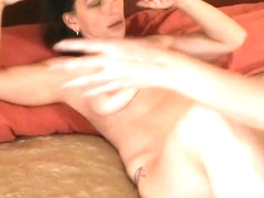A Mature Woman with Beautiful Brunette