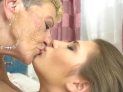 Is great have a lesbian granny