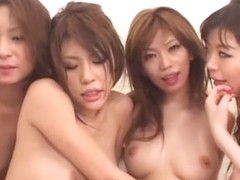 Crazy Japanese girl in Incredible Cumshots, Facial JAV video