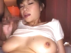 Amazing Japanese slut Sumire Matsu in Incredible Threesomes JAV movie