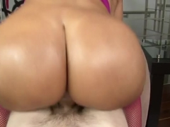 Big Ass Babe Cielo Shaking The Dick