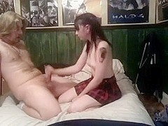Hot fuck with my teen girlfriend