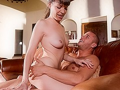 Dana DeArmond & Danny Mountain inA Love Triangle #02, Scene #01