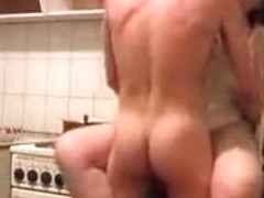 Amateur BBW granny being perforated by this young dude