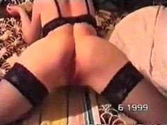 Student drilled from behind on homecam