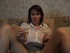 Russian aged shows her most good p.two