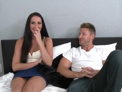 Long legged MILF Bianca Breeze