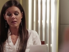 India Summer gets cunnilingus from her BF