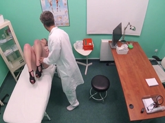 Alisha Rage In Dirty Doc loves tight shaven pussy