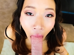 Meiko Askara,Jonni Darkko in Throat Fucks #05, Scene #03