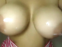 Amazing homemade Solo, Big Tits xxx scene