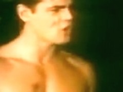 Jeff Stryker Gets It On With Two Bottoms