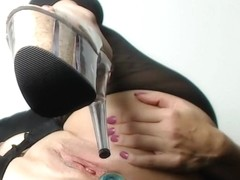 Horny Amateur clip with Brunette, Anal scenes