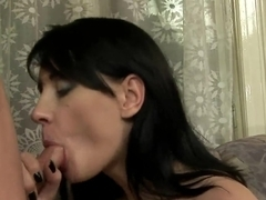 Leda fucking with her new boyfriend for the first time in front of the camera