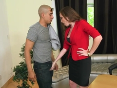 Boss Jessica Rayne Has The Best Breasts
