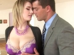 DdfBusty Video: Awesome Office Antics