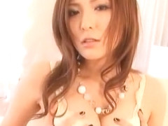Incredible Japanese slut Yuna Shiina in Crazy Handjobs, Solo Girl JAV movie