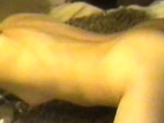 Slim Teen Gets Pounded from Behind