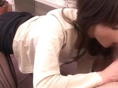 Aoki Misora in Teacher With a Tight Skirt part 1.2