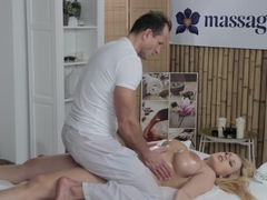 Exotic pornstars George, Brittany Stone in Horny Massage, Big Tits adult movie