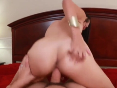 Perfect housewife Missy Martinez presents pleasure for her husband Will Powers