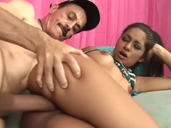 Ruby Rayes's Pussy Gets the Guys Calling
