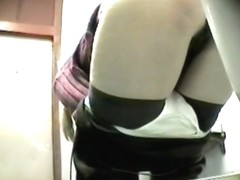 Girls Pissing voyeur video 58