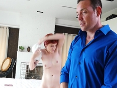 Ava Little in Redheads Hot Birthday Surprise