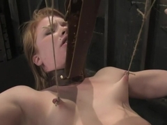 Madison Young is one of the toughest bondage models on the planet.