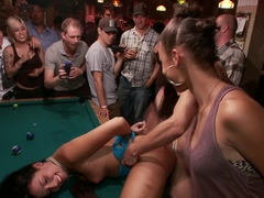 Beauty in the Bar