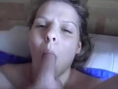 Golden-Haired German mother I'd like to fuck receives all her holes filled.