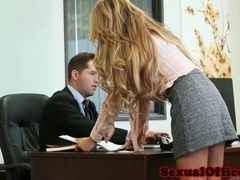 Bigtit ###ary doggystyled by her boss