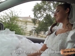 Bride to be Amirah Adara ditched by her fiance and fucked by stranger