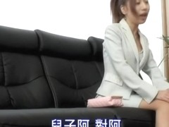 Petite Jap gets her snatch drilled from behind on a spy cam