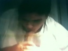 Non-Professional voluptuous lalin girl girlfriend engulfing and riding me