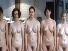 Mature nuns humiliate naked ladies