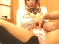 Incredible Japanese chick in Horny Oldie JAV clip