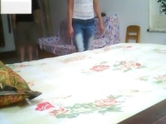 Chinese couple homemade whoring records Vol.04